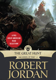 The Great Hunt book