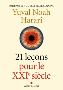 21 Leçons pour le XXIème siècle La couverture du livre martien