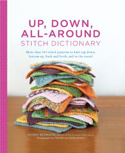 Up, Down, All-Around Stitch Dictionary La couverture du livre martien