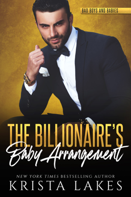The Billionaire's Baby Arrangement: A Billionaire and Barista Love Story - Krista Lakes book