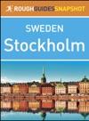 Stockholm Rough Guides Snapshot Sweden
