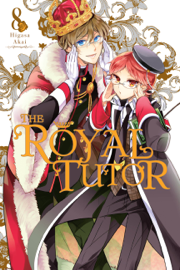 The Royal Tutor, Vol. 8 book