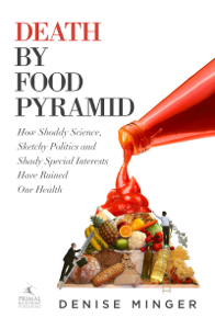 Death by Food Pyramid La couverture du livre martien
