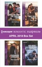 Harlequin Romantic Suspense April 2018 Box Set