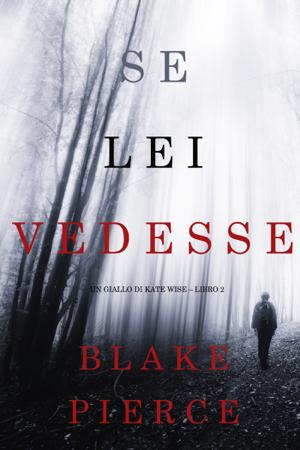 Se lei vedesse (Un giallo di Kate Wise – Libro 2) - Blake Pierce