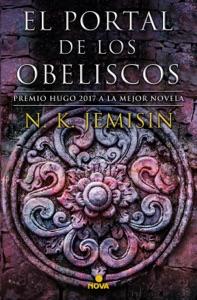 El portal de los obeliscos Book Cover