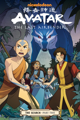 Avatar: The Last Airbender - The Search Part 2 - Gene Luen Yang & Various Authors book