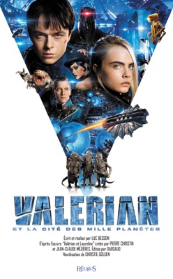 Valérian et la cité des mille planètes pdf Download