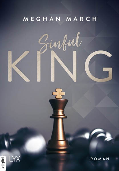 Sinful King - Meghan March book cover