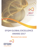 EFQM Global Excellence Award 2017