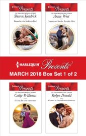 Harlequin Presents March 2018 Box Set 1 Of 2