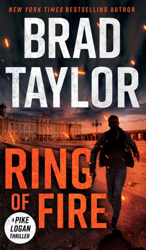 Brad Taylor - Ring of Fire
