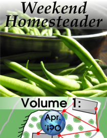Weekend Homesteader: April