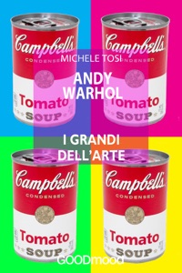 Andy Warhol Book Cover