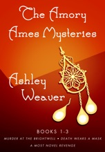 The Amory Ames Mysteries, Books 1-3