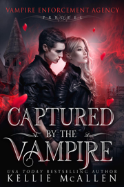 Captured by the Vampire book