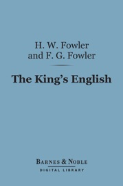 The King S English Barnes Noble Digital Library