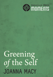 Greening of the Self book