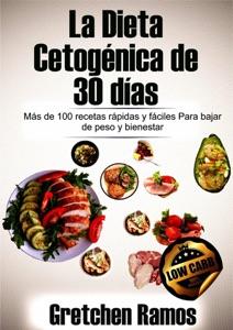 La Dieta Cetogénica de 30 días Book Cover