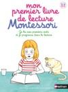 Mon Premier Livre De Lecture Montessori - 36 Ans