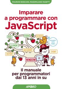 Imparare a programmare con JavaScript Copertina del libro