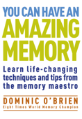 You Can Have an Amazing Memory Book Cover