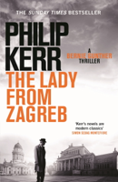 Philip Kerr - The Lady From Zagreb artwork