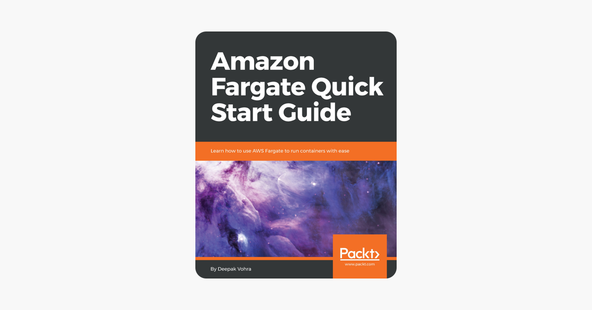 ‎Amazon Fargate Quick Start Guide