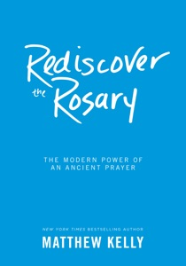 Rediscover the Rosary Book Cover