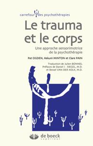 Le corps et le trauma La couverture du livre martien
