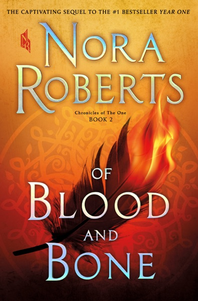 Of Blood and Bone - Nora Roberts book cover