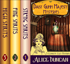 The Daisy Gumm Majesty Boxset (Three Complete Cozy Mystery Novels in One) PDF Download