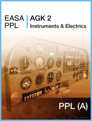 EASA PPL AGK 2 Instruments & Electrics - Slate-Ed Ltd book