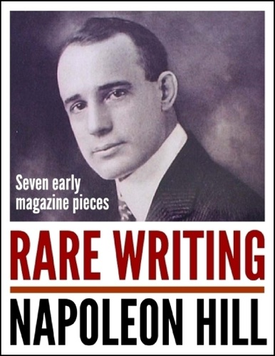 Napoleon Hill - Rare Writing