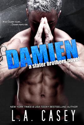L.A. Casey - Damien book