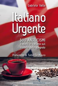 Italiano Urgente Copertina del libro