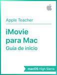 Guía de inicio de iMovie para Mac