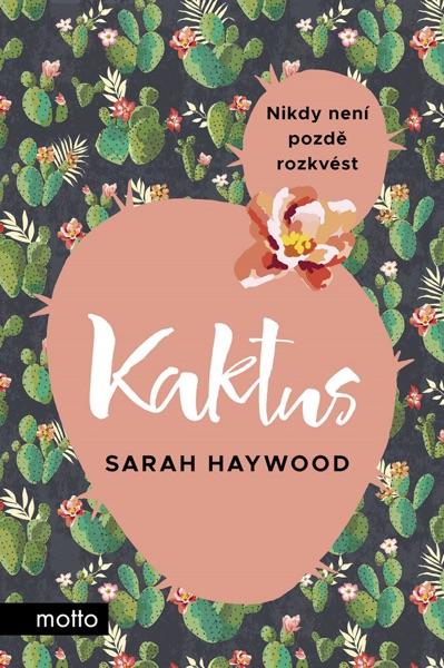 Kaktus - Sarah Haywood book cover