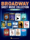 Broadway Sheet Music Collection 2010-2017