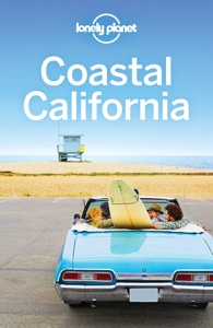 Coastal California Travel Guide Book Cover