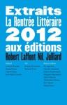 Extraits Rentre Littraire 2012