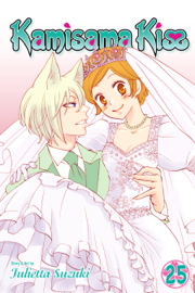 Kamisama Kiss, Vol. 25