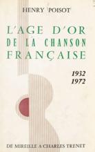 L'âge D'or De La Chanson Française