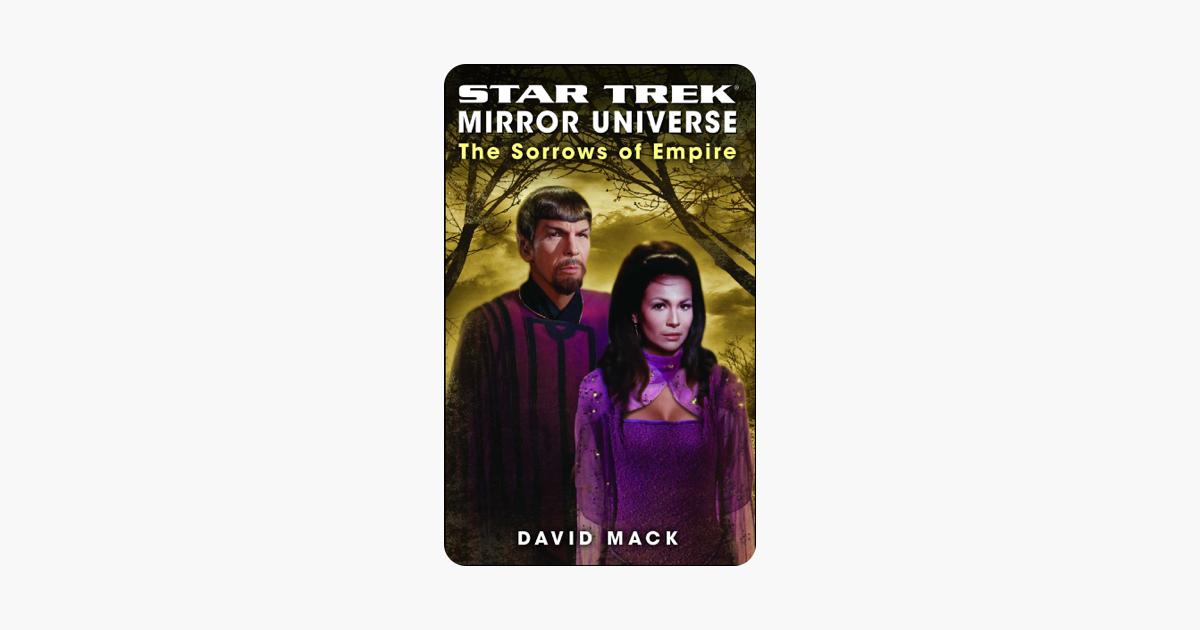 Star Trek: Mirror Universe: The Sorrows of Empire
