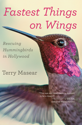 Fastest Things on Wings - Terry Masear book