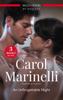 Carol Marinelli - An Unforgettable Night/Wedlocked: Banished Sheikh, Untouched Queen/Protecting The Desert Princess/Spanish Doctor, Pregnant Nurse artwork