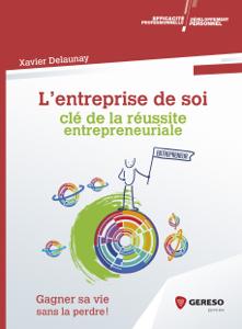 L''entreprise de soi : clé de la réussite entrepreneuriale La couverture du livre martien