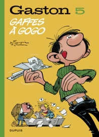 Gaston (Edition 2018) - tome 5 - Gaffes à gogo