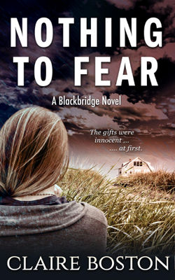 Nothing to Fear - Claire Boston book
