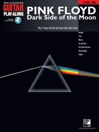 PINK FLOYD - DARK SIDE OF THE MOON SONGBOOK